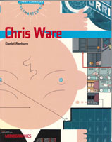 The cover of Raeburn's 'Chris Ware'