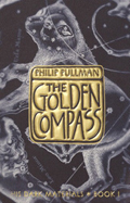 The Knopf trade paperback edition cover for The Golden Compass.