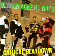 The Critical Beatdown album cover.